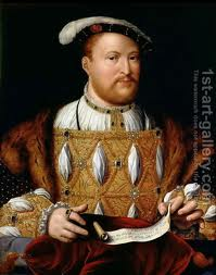 educazioneglobale Henry VIII Tudor