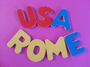 educazioneglobale from USA to Rome