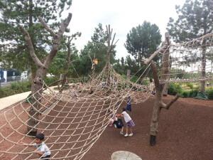 educazioneglobale Queen Elizabeth Olimpic park playground3