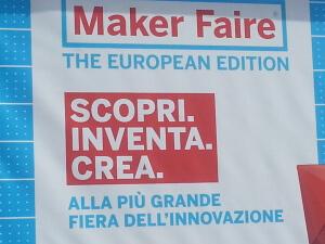 educazioneglobale Maker Faire Rome 2014