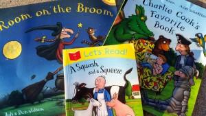 educazioneglobale libri inglese di Julia Donaldson