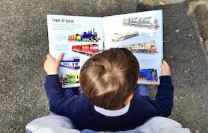 educazioneglobale leggere a tuo figlio
