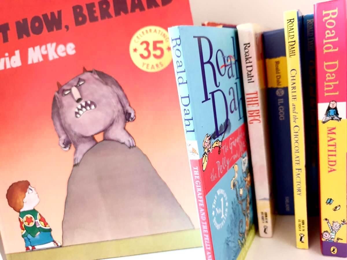 8 libri in lingua inglese per bambini (che fanno anche